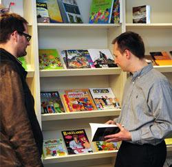Jobat reporter bij Standaard Uitgeverij