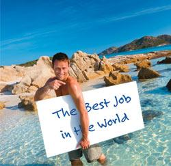 best job in the world