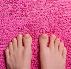 referentie blote voeten