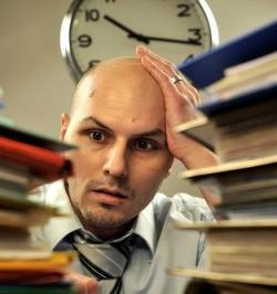 stress werkdruk