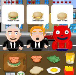 Burger Jam game