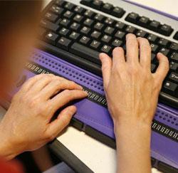 Werken met een handicap