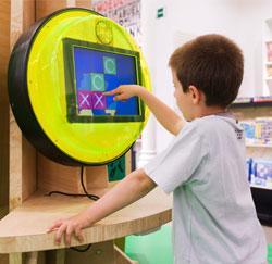 KidsLAB, winkel voor en door kinderen.