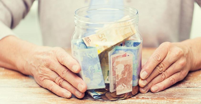 1500 euro besparen