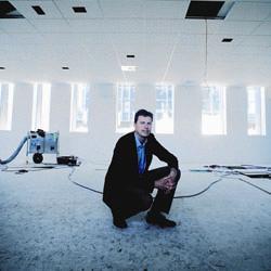 Joost Callens, bedrijfsleider Durabrik