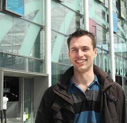 Nico Mommaerts (29) uit Hulshout, zelfstandige in IT