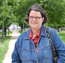 Nancy Teugels (38) uit Charleroi, ambtenaar