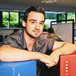 Steven De Weerdt, ICT-trainer/didactisch begeleider bij Playlane