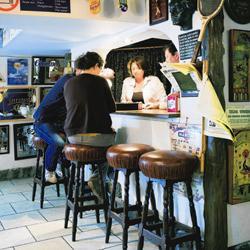 Reclamebureau Modulo heeft z'n eigen café in de kelder