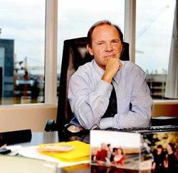 Vlaams minister van Werk Philippe Muyters (N-VA)