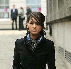 Amit Kajla, de sexy cipier