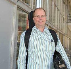 Bart Roose uit Brugge, muziekleraar