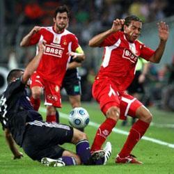 voetbal blessure