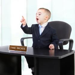 Heb jij een kinderachtige baas?