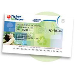 ecocheque 10 euro
