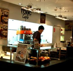 The Coffee Club in Antwerpen