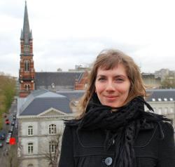 Ruth Dekeersgieter (27), Antwerpen