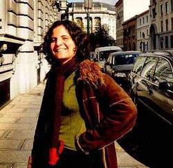 Françoise Installé uit Schaarbeek, verantwoordelijke externe relaties en communicatie