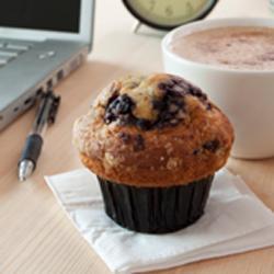 ontbijten op het werk: niet zo'n goed idee!