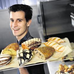 Tim Meuleneire, eigenaar en chef van sterrenrestaurant De Koopvaardij in Stabroek
