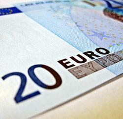 twintig euro