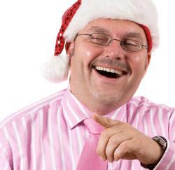kerstmis collega