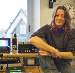 Gorian Delpature, journaliste à la RTBF