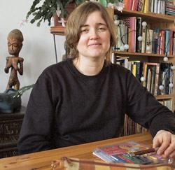 Catherine Keizer, institutrice