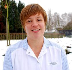 Orphelia Temmerman uit Herent, verpleegkundige