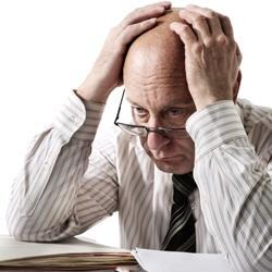 pensioen = stress