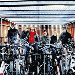 Colruyt: met de fiets naar het werk