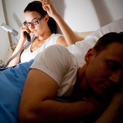 getrouwd met een workaholic?