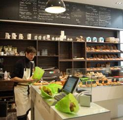 Boulangerie Charli in Brussel