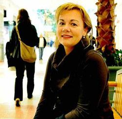 Chantal Willemse uit Deurne, shopmanager