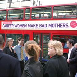 Career women are bad mothers
