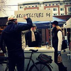 Architect werkt voor 5 cent per opdracht