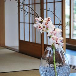 Japans bloemschikken