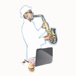 jazz op kantoor