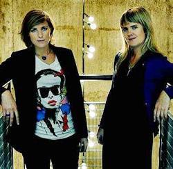 Elke Jacobs en Kirsten Lemaire presenteren samen de Canvascollectie