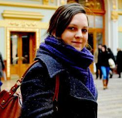Doctoraatstudent Kim De Naeghel uit Antwerpen