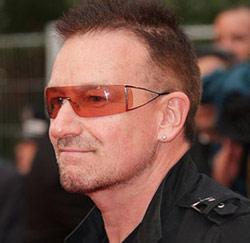 Bono van U2