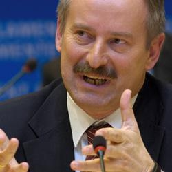 Eurocommissaris Siim Kallas