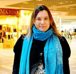 Maatschappelijk assistente Ellie Kuipers uit Borgerhout