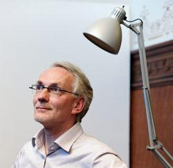 Fons Van Dyck, managing director van Think/BBDO
