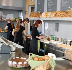 Lunch bij Taste It in Gent