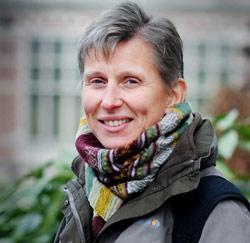 Administratief bediende leerlingensecretariaat Rita Den Haese uit Heverlee