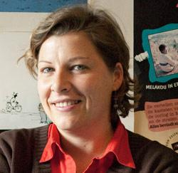 Kathleen Bosteels, infirmière chez MSF