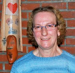 Poetsvrouw Henriette Wouters uit Muizen