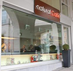 Natural Caffè in Brussel