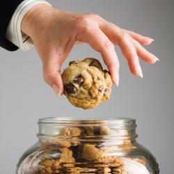 Cela coûte cher de voler des cookies
